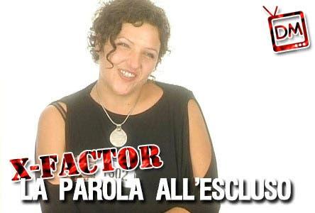 XFactor 3, Paola Canestrelli